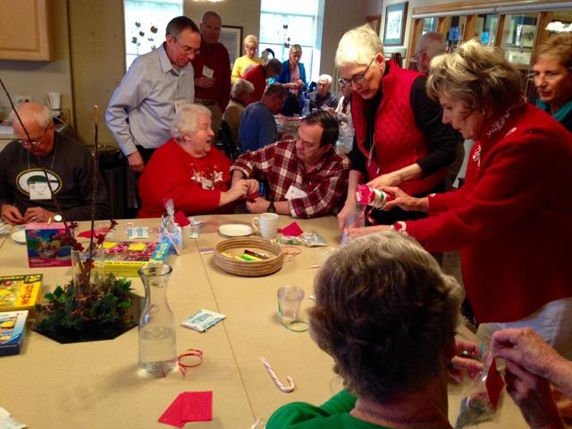 Memory Cafés Serve Comfort & Laughter to Community