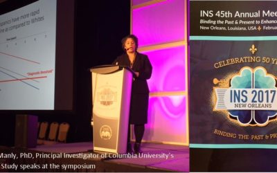 Preview Clip Screened at International Neuropsychological Society Symposium
